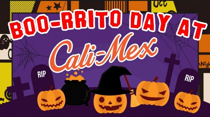 Boo-rrito Day