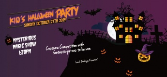 Halloween Kid's Party 2019