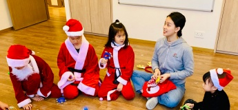 Christmas Camp @ Southside Mandarin