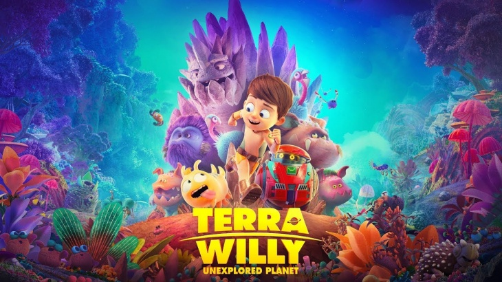 Terra Willy (FCP 2019) @ Pacific Place