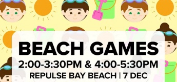 Repulse Bay Beach Games (December 7)