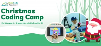 Xmas & CNY STEM/Coding Holiday Camps