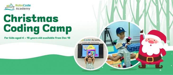 Xmas & CNY STEM/Coding Holiday Camps