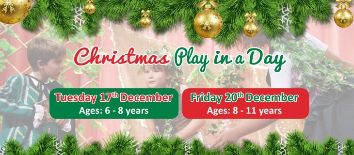Christmas Play in a Day 2019