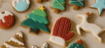 Christmas Cookies Сlass