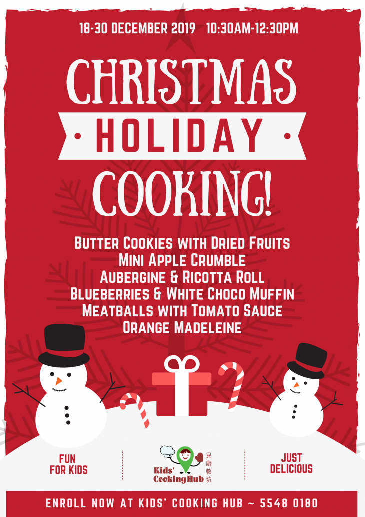 Christmas Holiday Cooking 2019