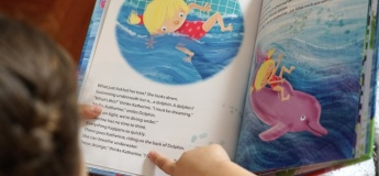 A Personalised Book in two Languages