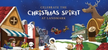 Christmas at Landmark