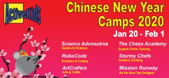 Chinese New Year Camps 2020