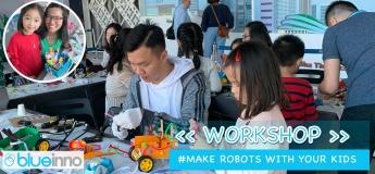 Parents and Kids Workshop - Creative Robot Car