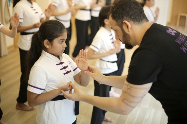 Mindful Wing Chun Kids Classes