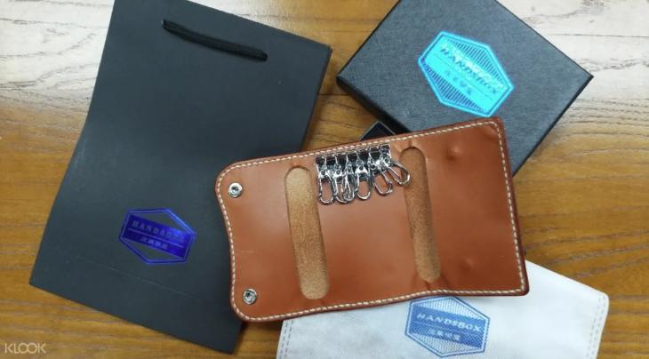 Leather Crafts Workshop
