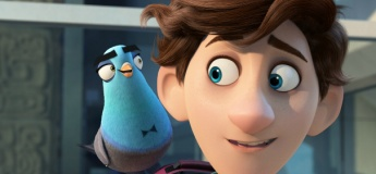 Spies in Disguise @ Cinema City