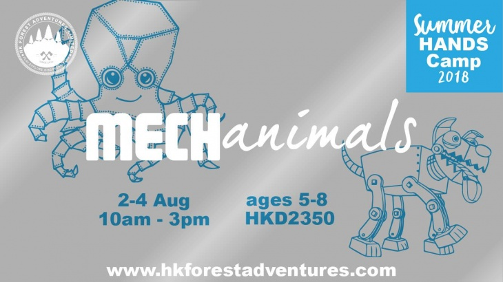 HANDS Camp - MECH-animals