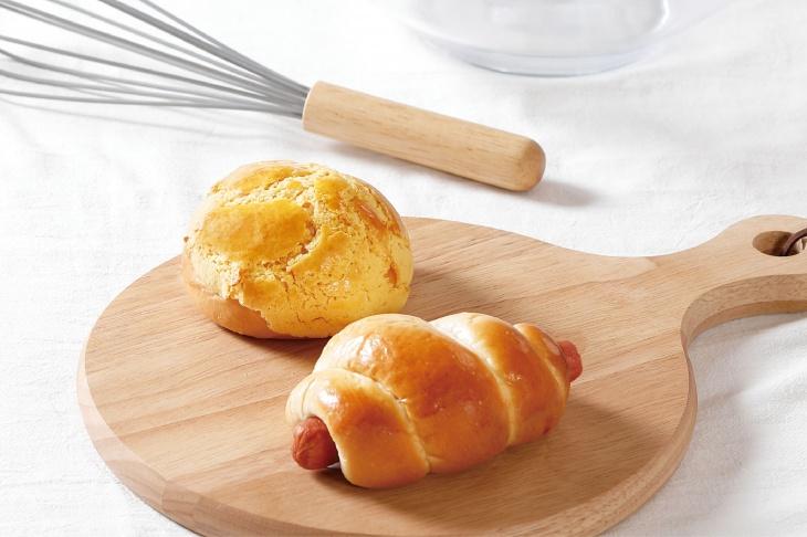 (Parent - Child Class) Pineapple Bun and Sausage Bun Class