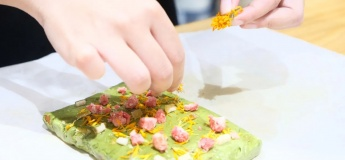 Floral Nougat Making Class in Kwun Tong