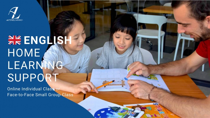 English Home Learning Support (Age 6 - 12)