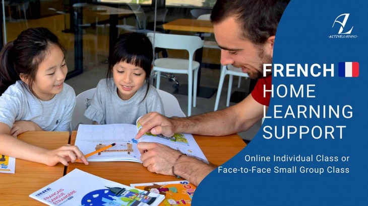 French Home Learning Support (Age 6 - 12)