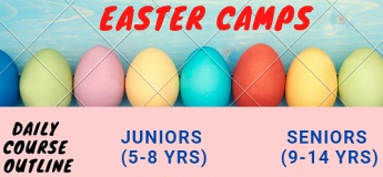 Creative Coding Easter Camps