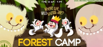 Easter Forest Camps 2020