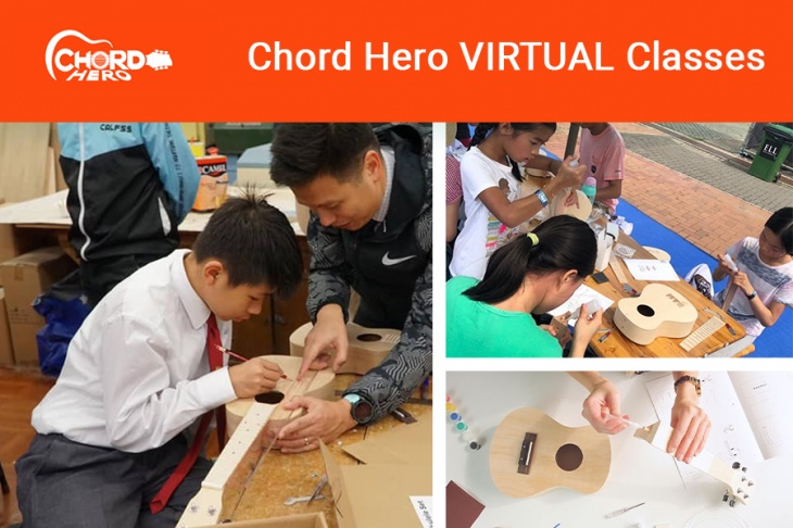 Chord Hero Virtual Classes