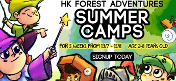 Super-hot Summer Camps