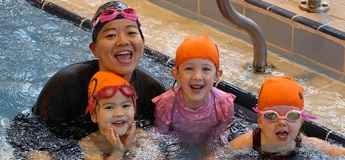 Swimming Summer Clinics