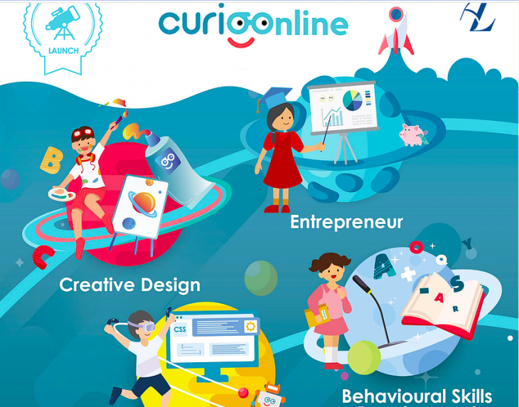 Free Trial | CURIOOnline Learn Future Skills