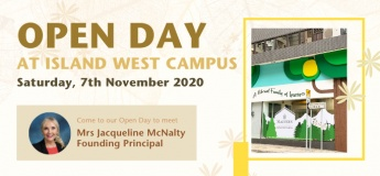 Open Day at Island West Campus