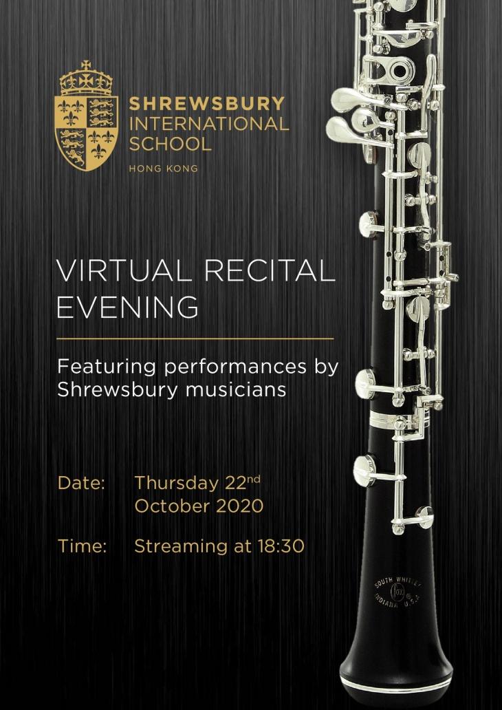 Virtual Recital Evening
