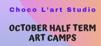 October Half Term Art Camp