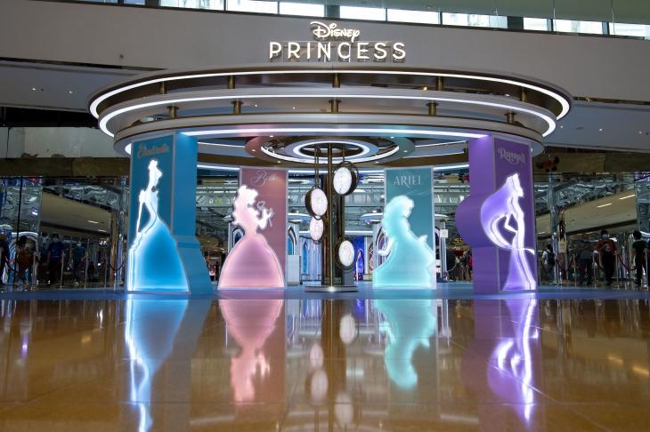 Disney Princess – LIVE YOUR TRUE SELF