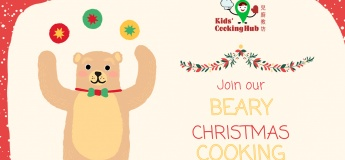 Beary Christmas Cooking
