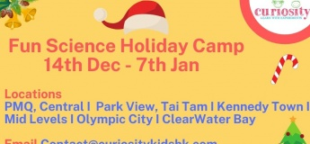 Science X'mas Camp