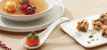 Chinese New Year Gnocchi and Pistachio Pralines