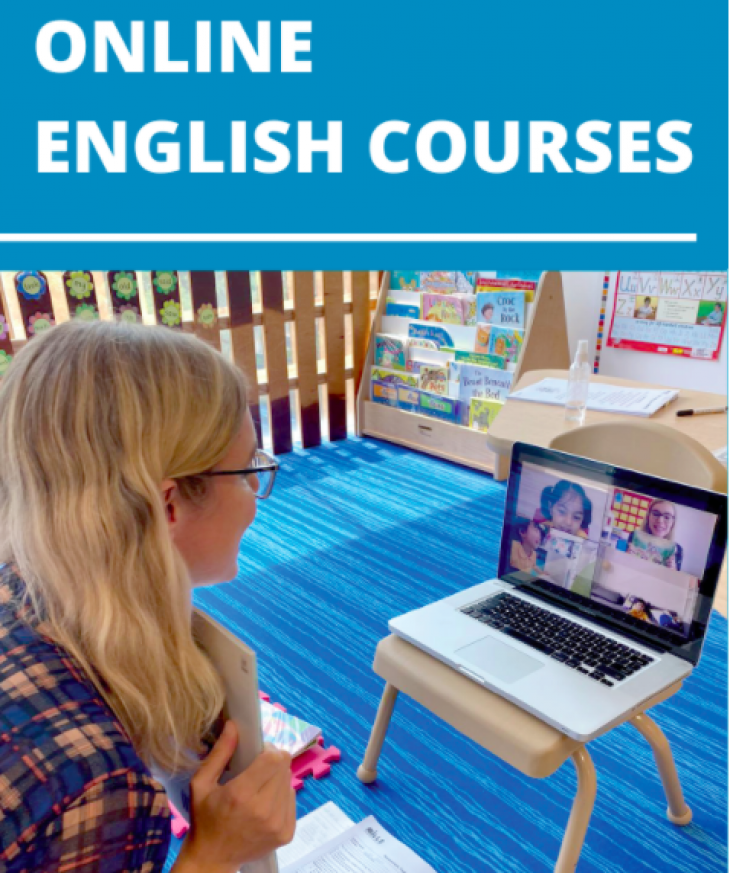 ONLINE STAR ENGLISH COURSES