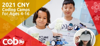 CNY Coding Camps 2021 @Cobo Academy