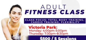 Adult Fitness Class