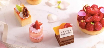 Harvey Nichols Afternoon Tea
