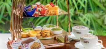 15% off on Delightful Afternoon Tea Set for 2 (terms and conditions apply)