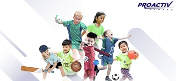 Easter Multi-Sports Camps with ProActiv Sports Hong Kong