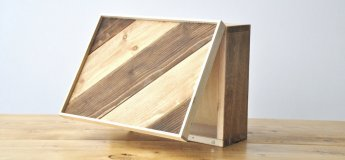 Little Makers Workshop:  Upcycling Wood Craft