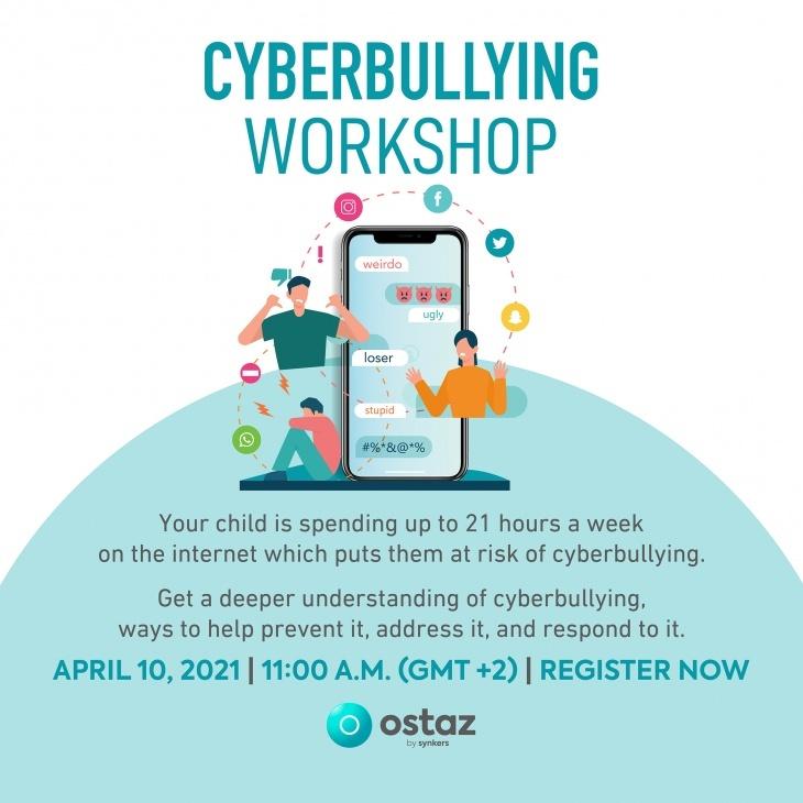 Cyberbullying Workshop by Ostaz