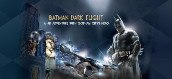 Batman Dark Flight@Macau