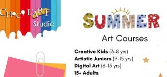Summer Art Workshop 2021