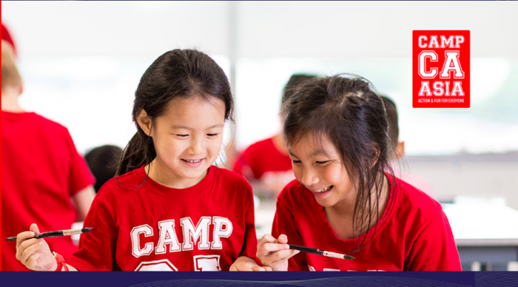 Camp Asia Summer Camps