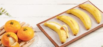 (Parent-Child Class) Fruit-shaped buns