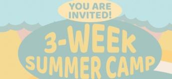 3-week Summer Camp
