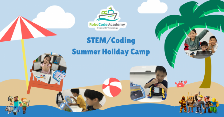 STEM / Coding Summer Holiday Camp