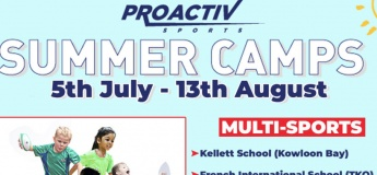 The Multi-Sports Camps